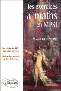 Les exercices de Maths en MPSI